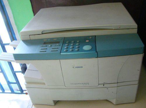 Fotocopiadora canon imagerunner 1310
