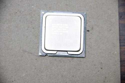 Procesador intel core 2 duo e7500 2.9 ghz socket 775