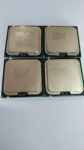 Procesador intel e5300 2.60 ghz socket 775