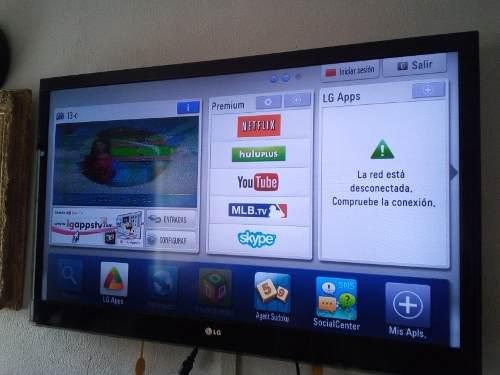 Tv lg 42 lw5700 3d, $250 smart tv