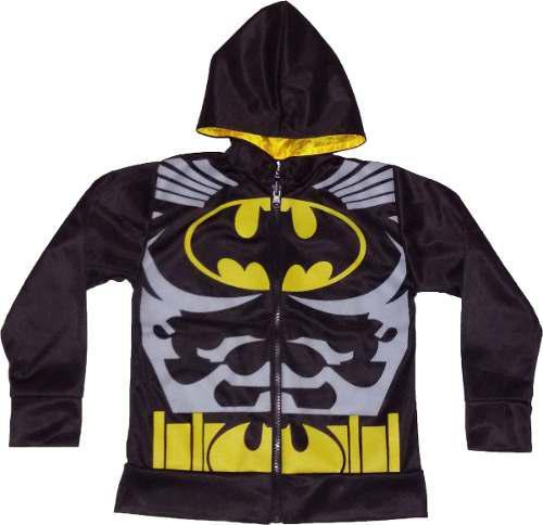 Chaqueta super heroe batman
