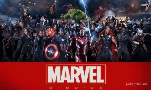 Peliculas del marvel cinematic universe