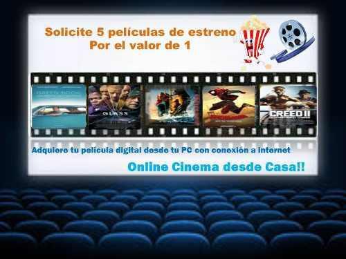 Peliculas digitales en español latino full hd 1080 estrenos
