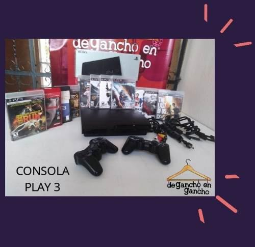Playstation 3 Slim Original 320 Gb