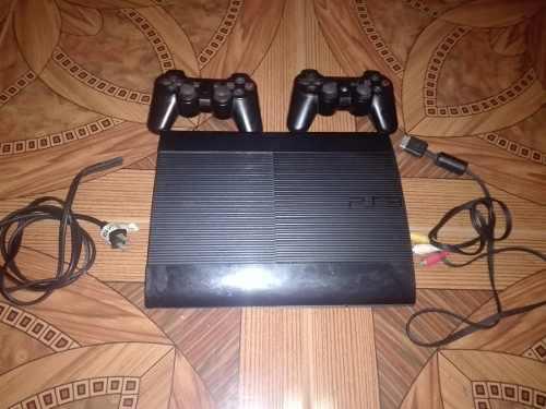 Playstation 3 super slim 320 gb para repuesto