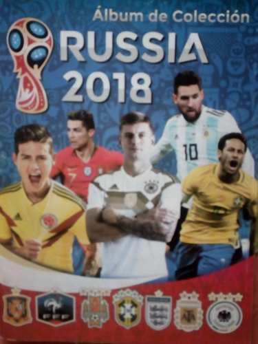 Rusia 2018 album cambio, compro o vendo barajitas no panini