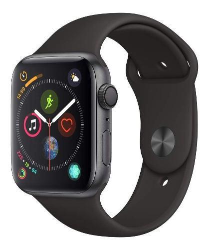 Apple watch serie 4 gps 44mm space gray original negro(350)