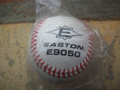 Pelota de beisbol categoria preinfantil easton e9050. oferta