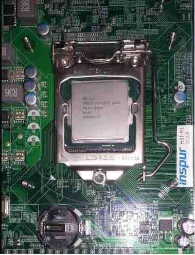 Tarjeta madre intel h81-m1 socket 1150