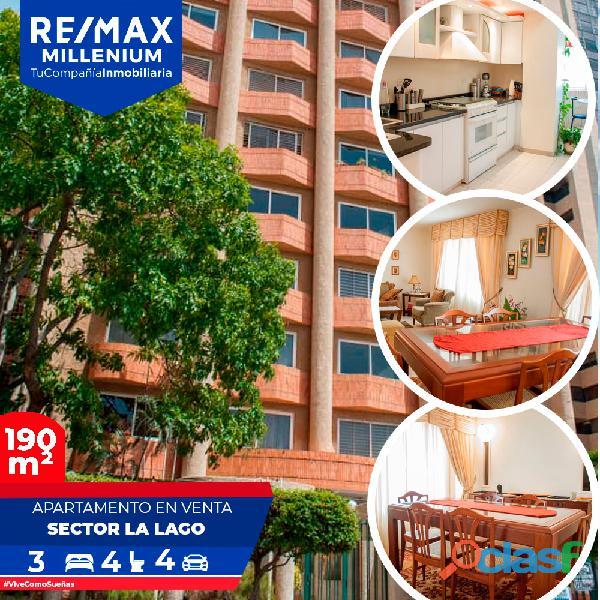 Apartamento venta maracaibo gran sasso la lago 1060919
