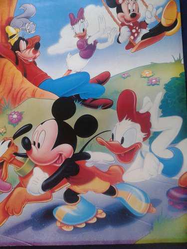 Afiches infantiles 48x33