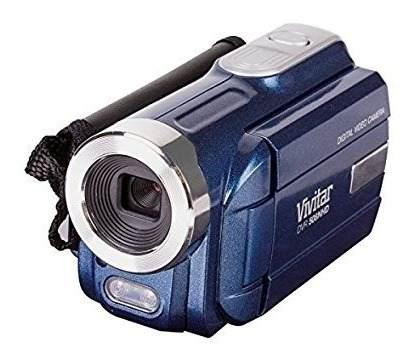 Cámara filmadora digital 4x lcd de 1,8 vivitar, 8.1 mp
