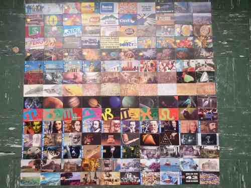 Colección de tarjetas cantv