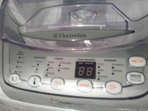 Lavadora automática fuzzy logic electrolux 10kg mod