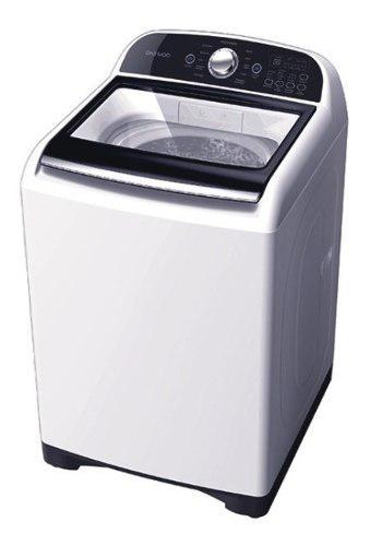 Lavadora daewoo automática 17kgs garantia tienda física