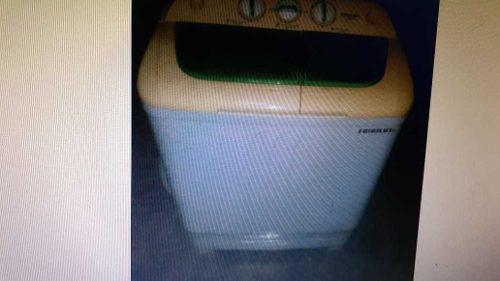 Lavadora frigilux semi automatica en 120vrdes
