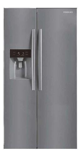 Nevera frigilux 2 puertas 115v congelador dispensador hielo