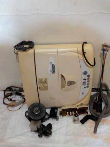 Respuestos usado de lavadoras lg 3step de 6.0kg