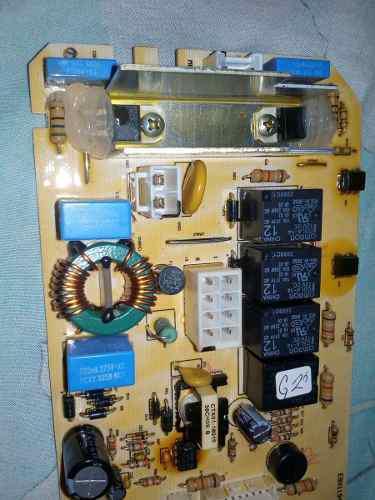 Tarjeta electronica lavadora mabe ge 189d5477g002 original