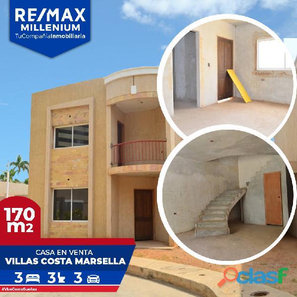 Casa Venta Maracaibo Costa Marsella El Milagro 170919