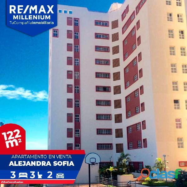 Apartamento venta maracaibo alejandra sofia milagro norte 180919