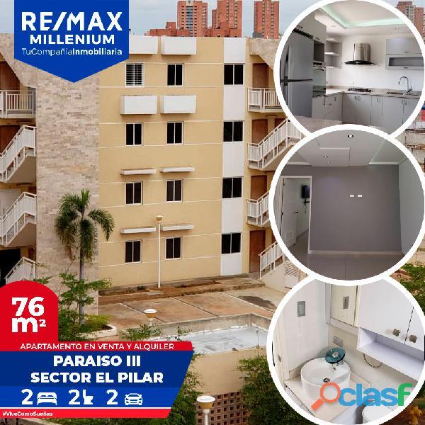 Apartamento venta maracaibo villa paraíso 180919