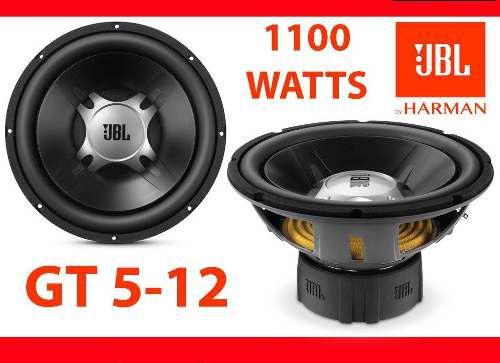 Bajo 12 jbl 1100 watts 275 rms original corneta parlante car