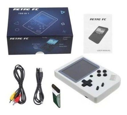 Consola video juegos atari pocket con 999 mario sonny