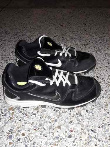 Zapatos tacos de béisbol softbol usados