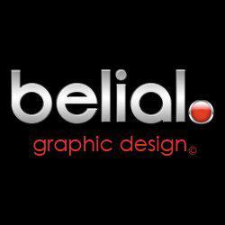 Belial, graphic design