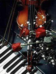 Clases de música, violín y piano