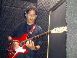 Clases de guitarra y bajo a domicilio