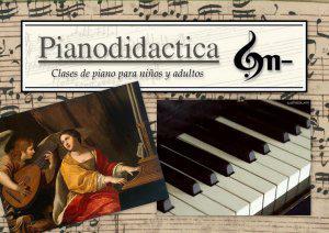 Clases de piano en la trinidad