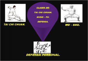 Clases de tai chi chuan