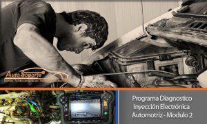 Curso diagnóstico inyección electrónica automotriz