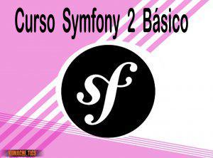 Curso symfony 2. programación, informática, computación,