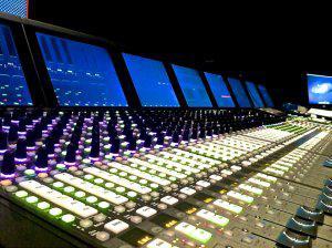Grabacion de audio mezcla