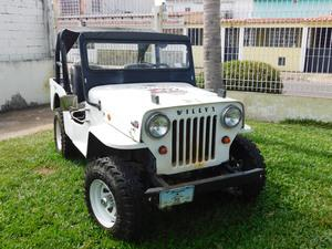 Jeep wrangler 1953, manual, 2.5 litres