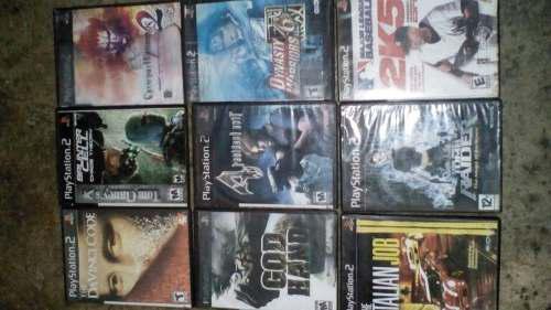 Juegos de playstation 2 (copias)