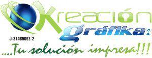 Material Publicitario POP, Kreacion Grafika c.a.