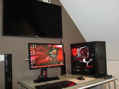 Monitor gaming benq xl2420t 24 pulgadas