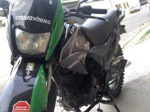 Moto bera br 200 año 2011 ¡perfecto estado! negociable