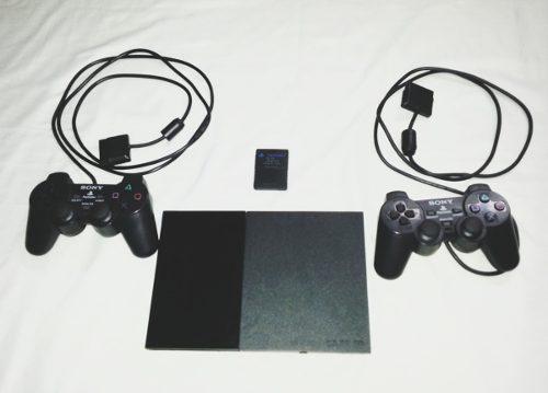Playstation 2 en excelentes condiciones + 50 juegos