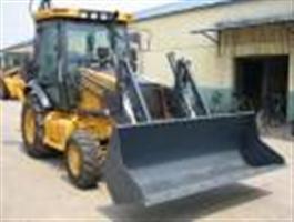 Retroexcavadora y maquinaria pesada en venta