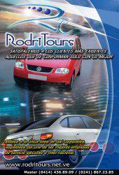 Rodritours transporte ejecutivo. transporte a nivel nacional
