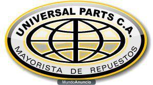 Universal parts c. a mayorista de repuestos y accesorios