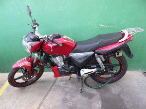 Vendo moto keeway modelo speed 200cc año 2013 perfectas