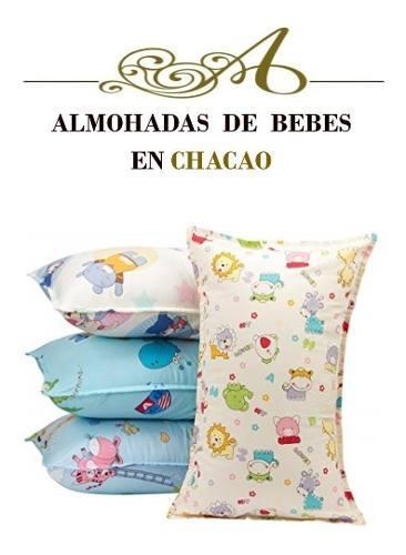 Almohadas de bebe 25x30 cm en chacao