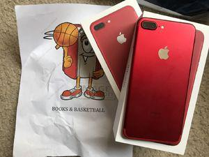 Apple iphone 7 plus (product) rojo 256gb / apple iphone 7