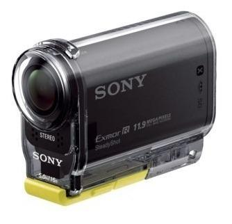 Camara sony action cam hdr-as20 para deportes extremos